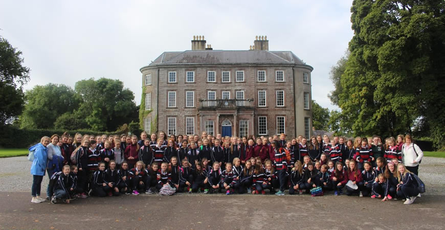 1st Year Trip to Doneraile