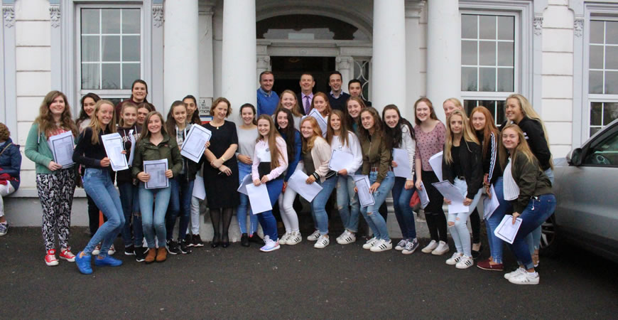 Laurel Hill Secondary Junior Cert Results