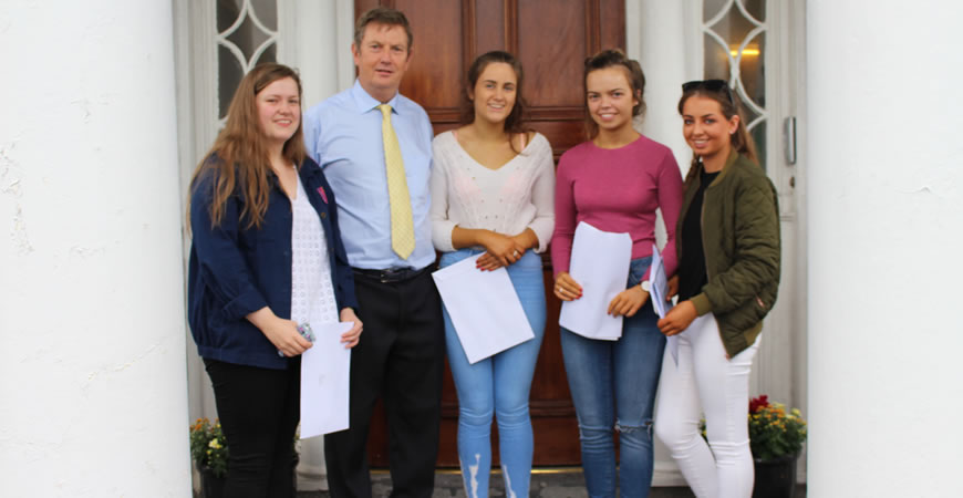 Leaving Cert Results 2016