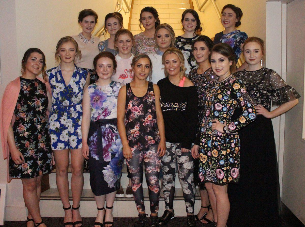 Laurel Hill Fashion Show 2017